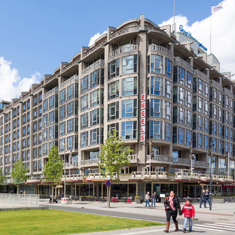 Groothadnelsgebouw Rotterdam